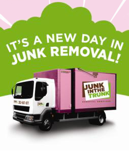 Junk in the Trunk Junk Removal